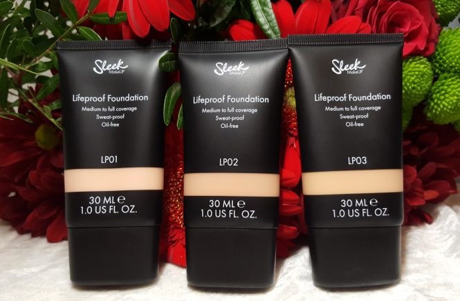 Sleek LifeProof Foundation