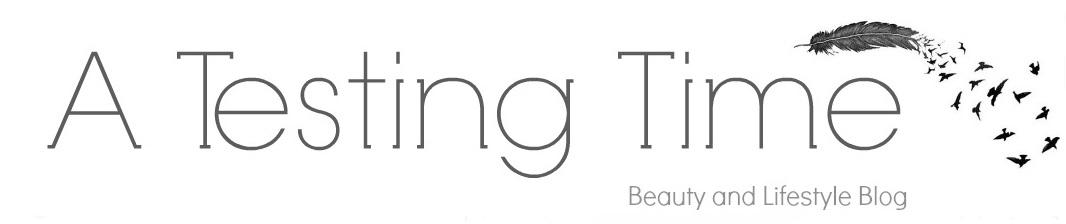 Testing Time Blog